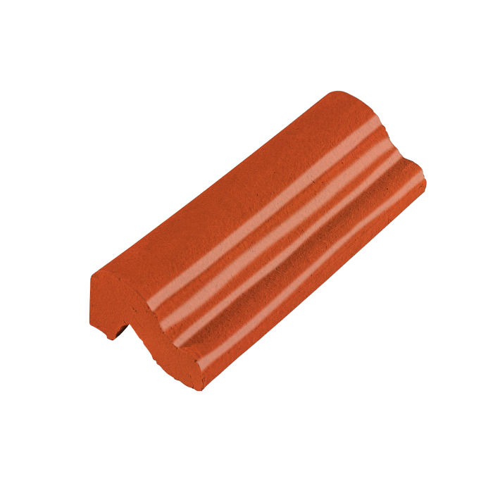 Studio Field Moulding 4 Hazard Orange