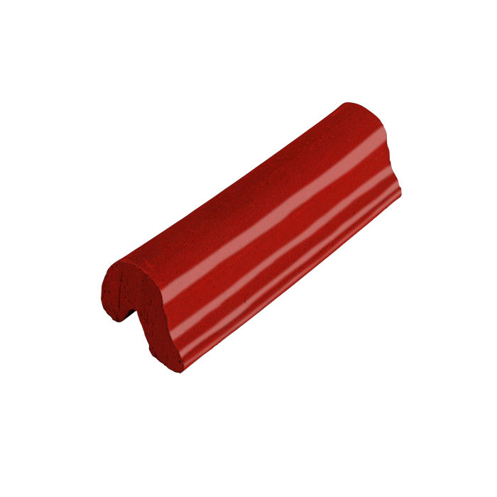 Studio Field Moulding 5 Brick Red 7624c