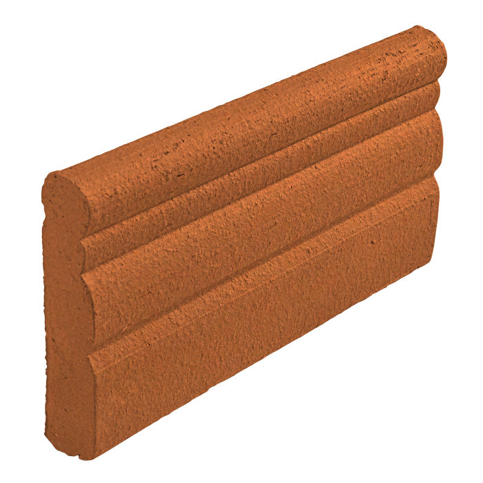 Studio Field Moulding 6 Pottery Brown 470u