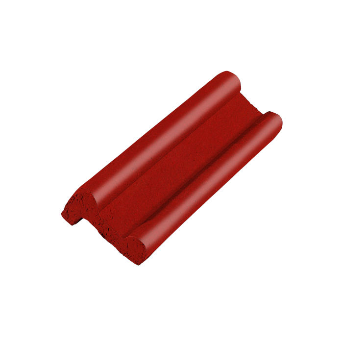 Studio Field Moulding A Brick Red 7624c