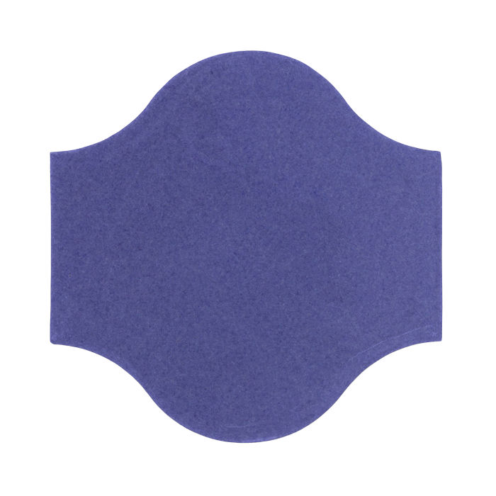 11x11 Studio Field Pata Grande Blue Satin 7684u