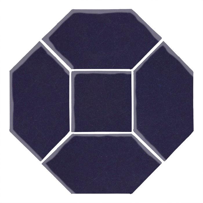 4x8 Studio Field Picket Set Midnight Blue 2965c
