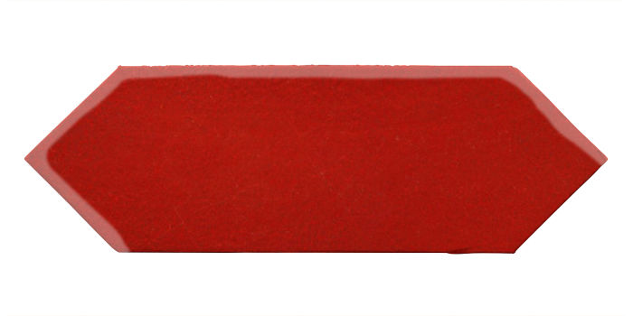 4x12 Studio Field Picket Brick Red 7624c