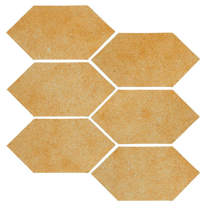 4x8 Studio Field Picket Deli Mustard 7551u