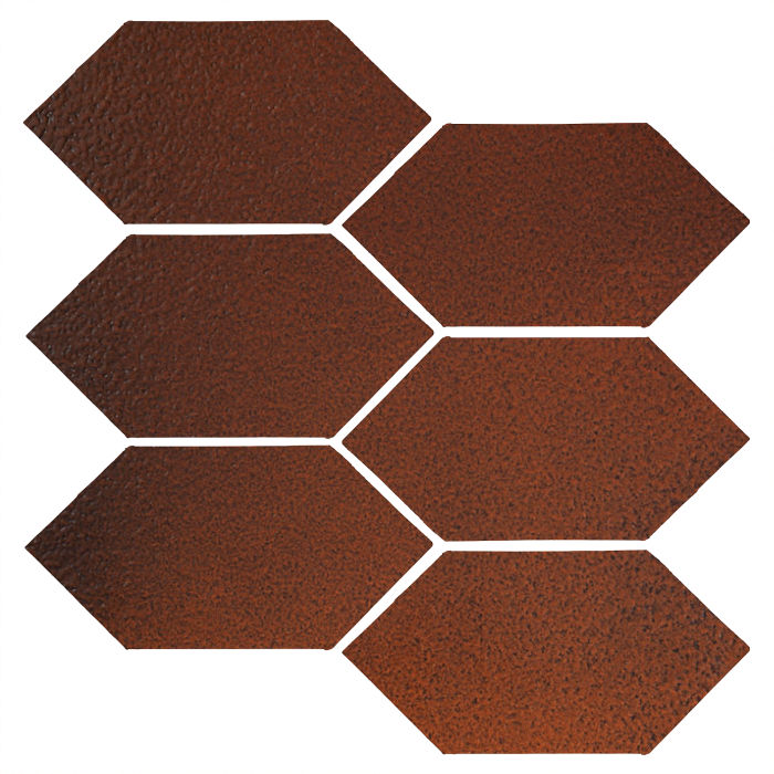 4x8 Studio Field Picket Leather