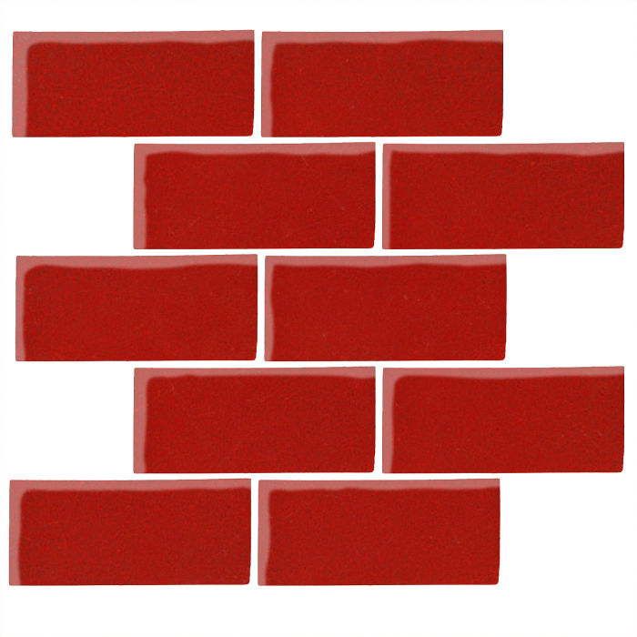 2x4 Studio Field Brick Red 7624c
