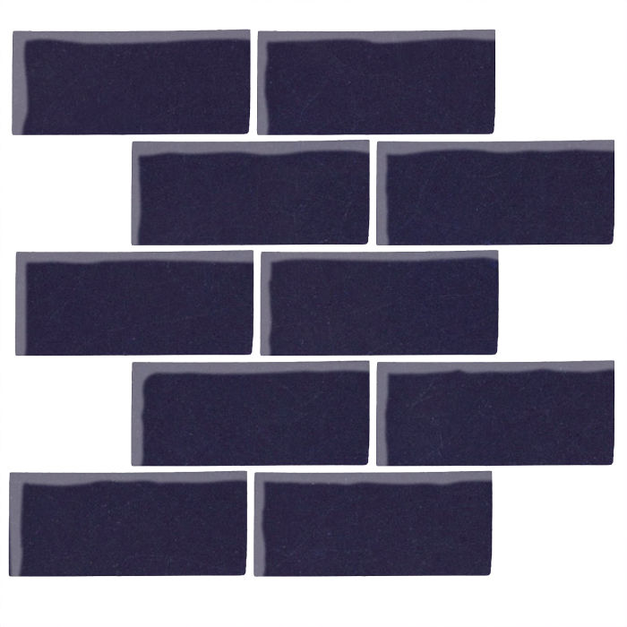 3x6 Studio Field Midnight Blue 2965c
