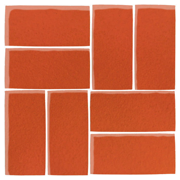 4x8 Studio Field Hazard Orange