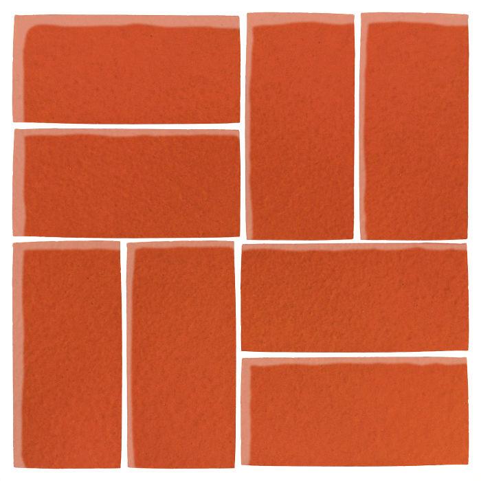 4x8 Studio Field Hazard Orange