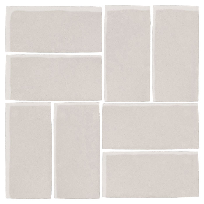 4x8 Studio Field Pure White