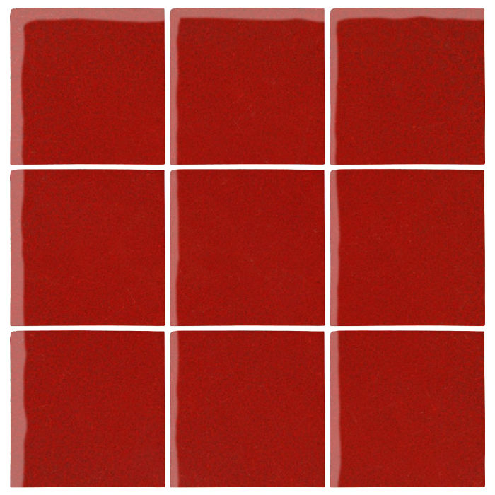 3x3 Studio Field Brick Red 7624c