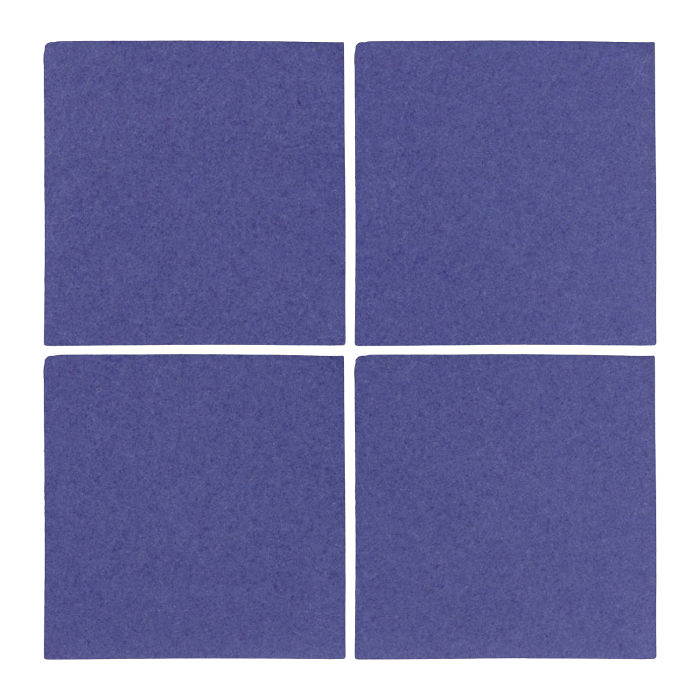 6x6 Studio Field Blue Satin 7684u