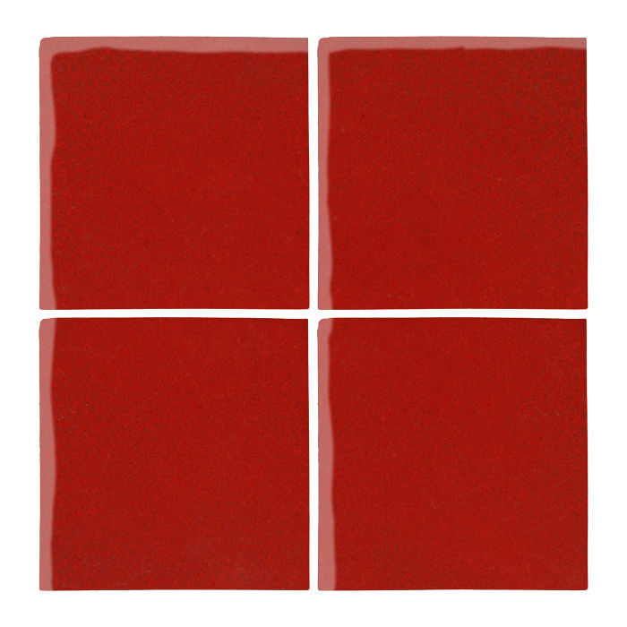6x6 Studio Field Brick Red 7624c