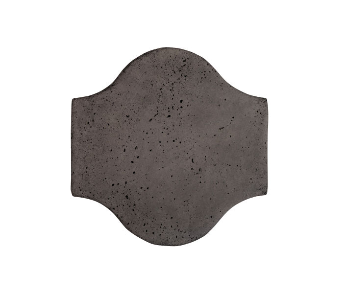 Super Artillo 11x11 Pata Grande Charcoal Travertine