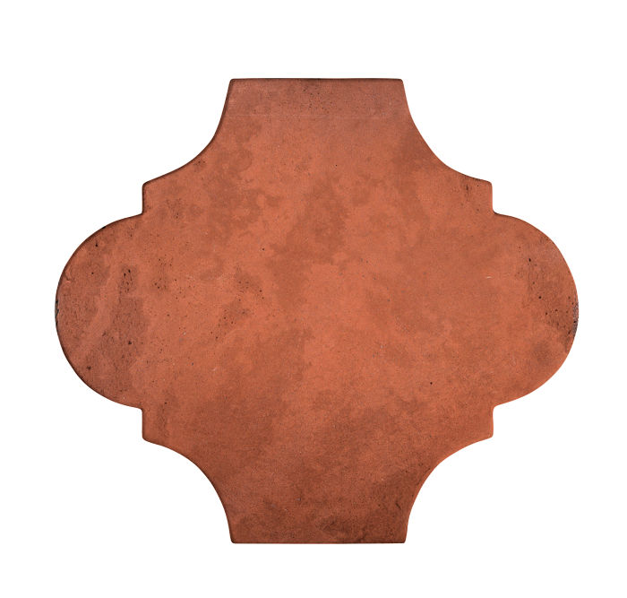 Super Artillo 16x18 San Felipe Mission Red Limestone