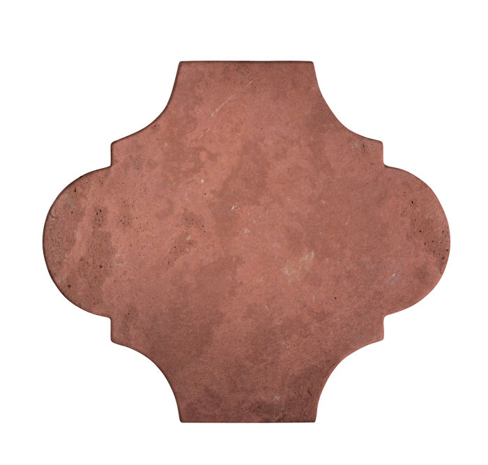 Super Artillo 16x18 San Felipe Spanish Inn Red Limestone