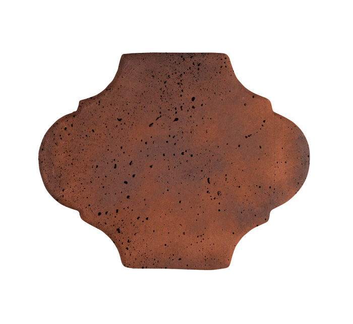 Super Artillo 9x11 San Felipe Red Flash Travertine
