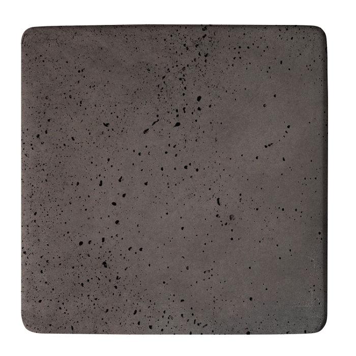 12x12 Super Charcoal Travertine