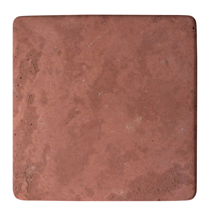 12x12 Super Spanish Inn Red Limestone