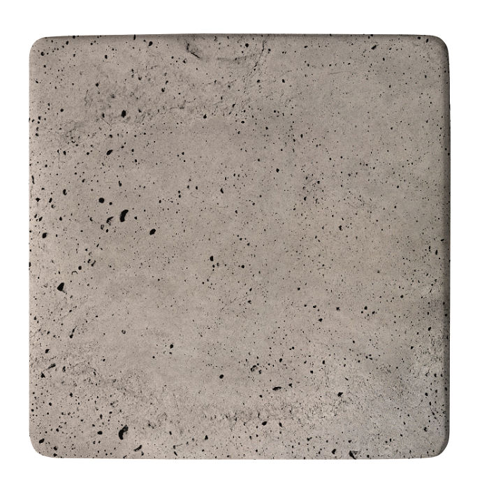 18x18 Super Natural Gray Luna