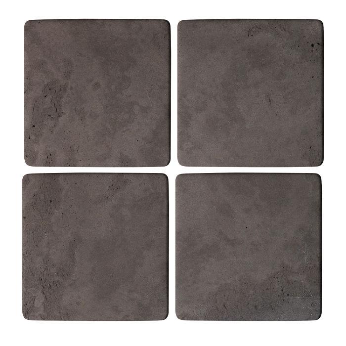 5x5 Super Charcoal Limestone