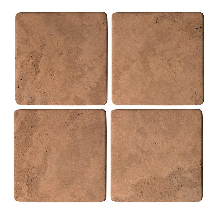 5x5 Super Flagstone Limestone