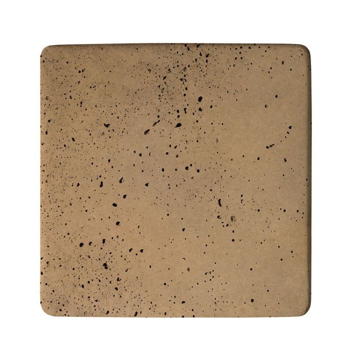 8x8 Super Caqui Travertine