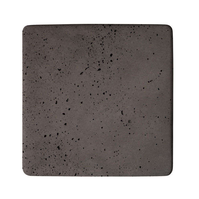 8x8 Super Charcoal Travertine