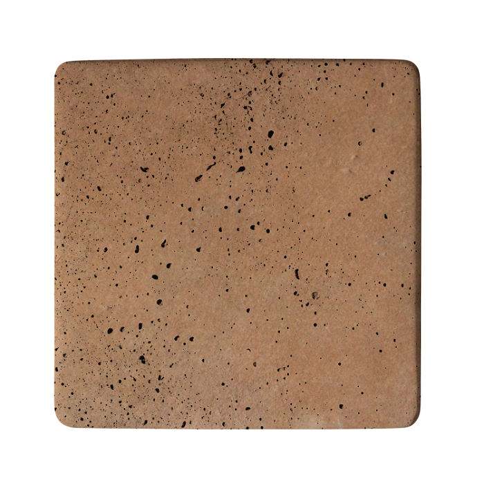 8x8 Super Gold Travertine