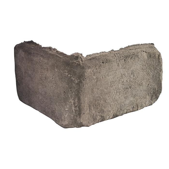 2x4 Antik Corner Antik Gray Limestone