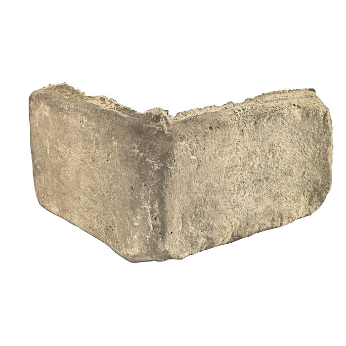 2x4 Antik Corner Bone Limestone