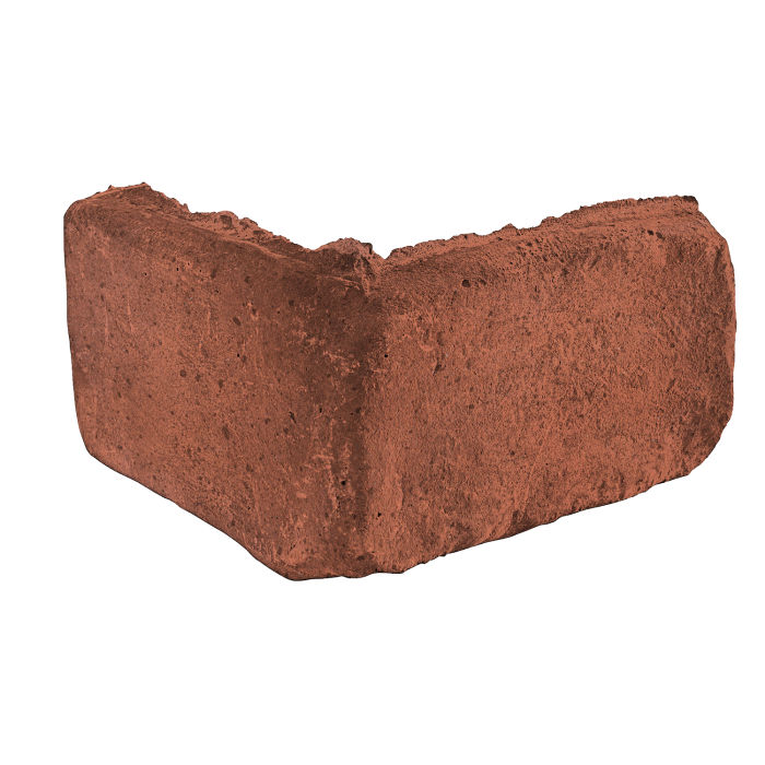 2x4 Antik Corner Mission Red Travertine