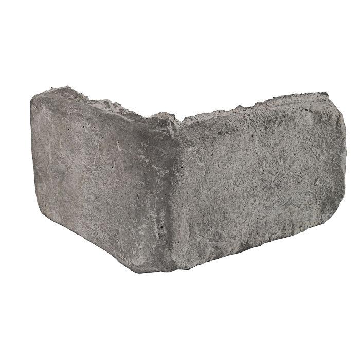 2x4 Antik Corner Sidewalk Gray Limestone