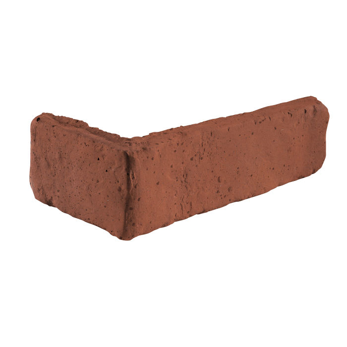2x8 Antik Corner Mission Red Travertine