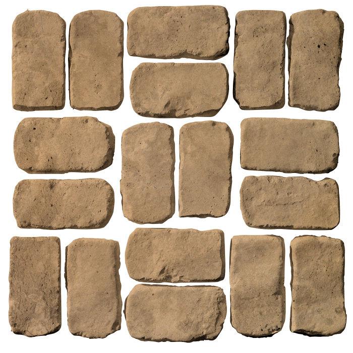 2x4 Antik Caqui Limestone