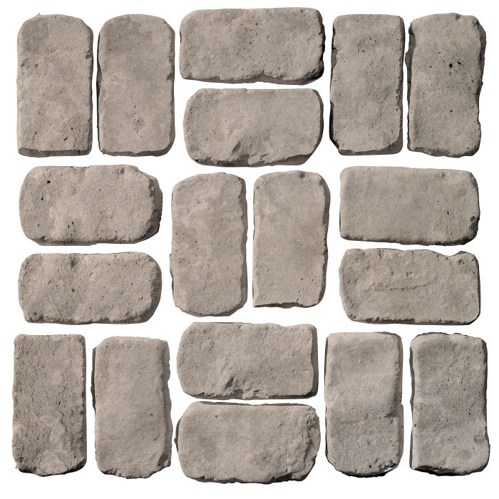 2x4 Antik Natural Gray Limestone