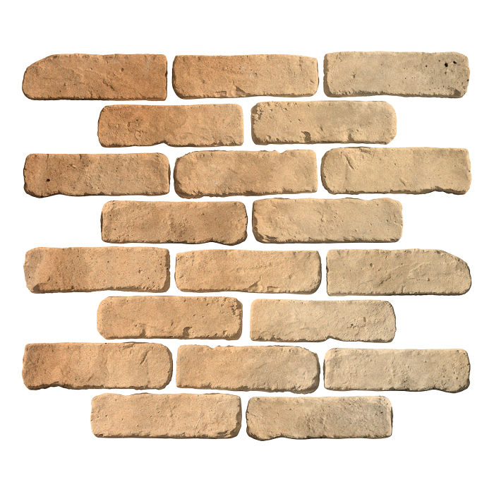 2x8 Antik Hacienda Flash Limestone