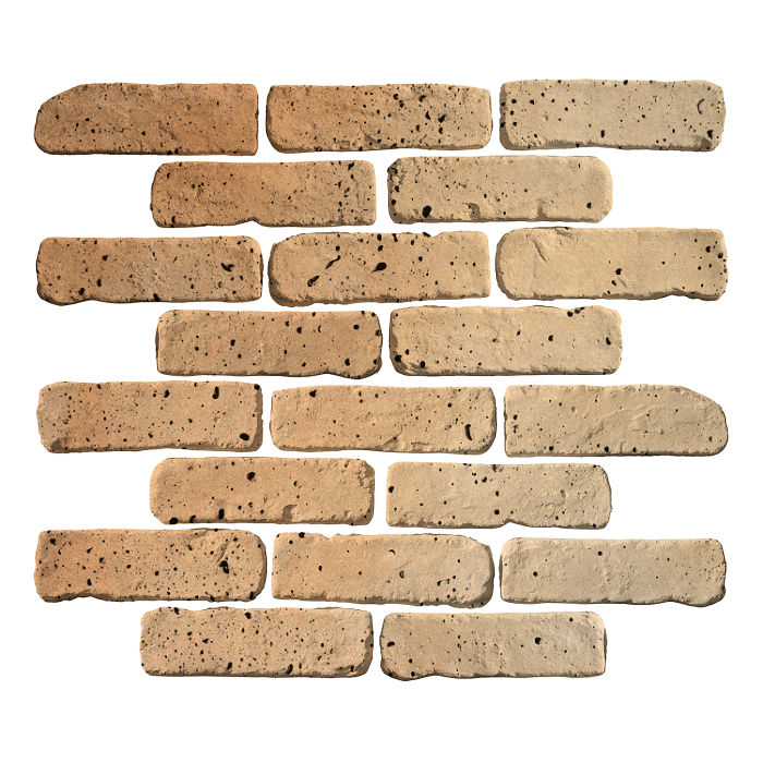 2x8 Antik Hacienda Flash Travertine