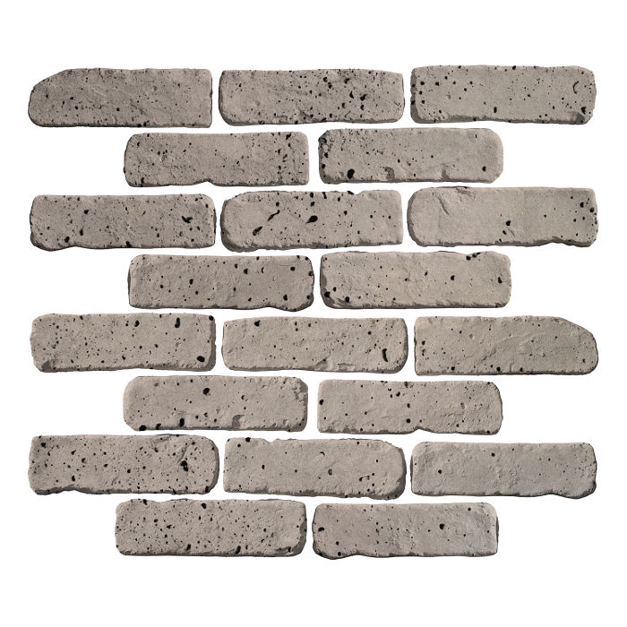 2x8 Antik Natural Gray Travertine