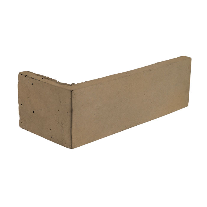 2x8 Artillo Brick Corner Caqui