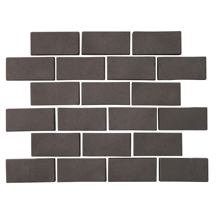 2x4 Artillo Brick Charcoal
