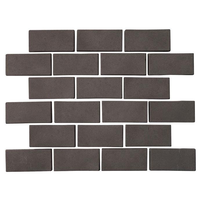 2x4 Artillo Brick Charcoal