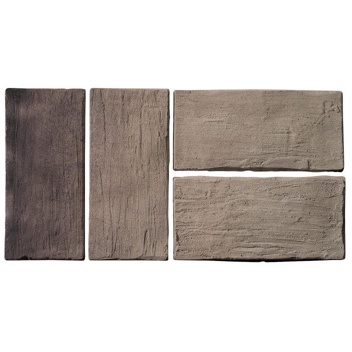 6x12 Bastogne Antik Gray