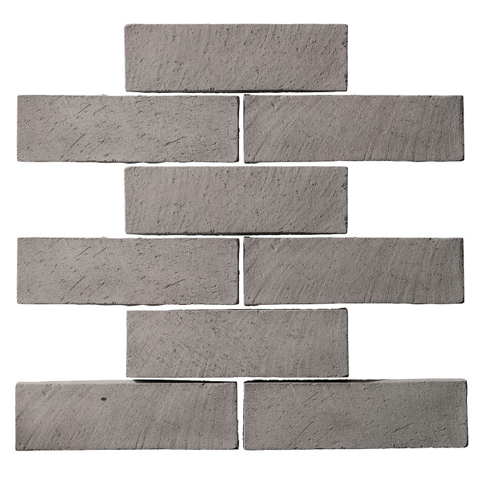 3x11 Norman Corner Sidewalk Gray