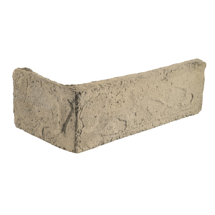 2x8 Standard Corner Bone Travertine