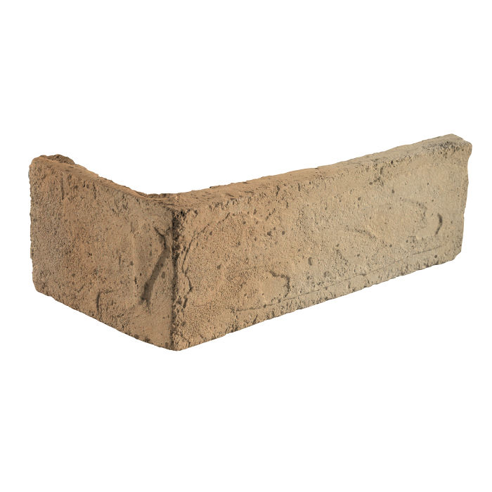 2x8 Standard Corner Hacienda Flash Travertine