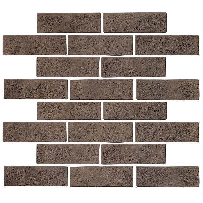 2x8 Standard Charley Brown Limestone