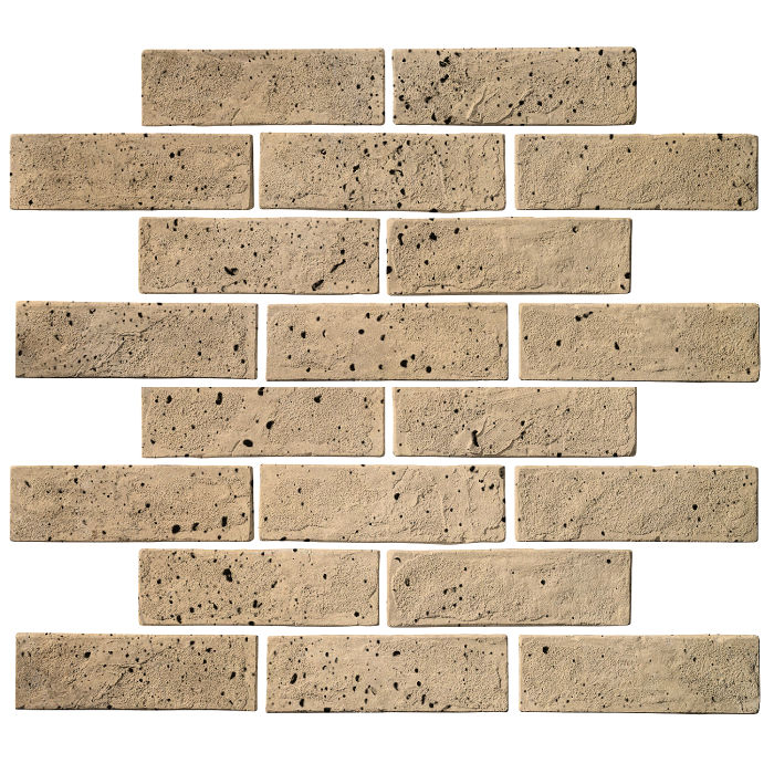 2x8 Standard Hacienda Travertine