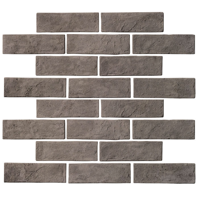 2x8 Standard Smoke Limestone